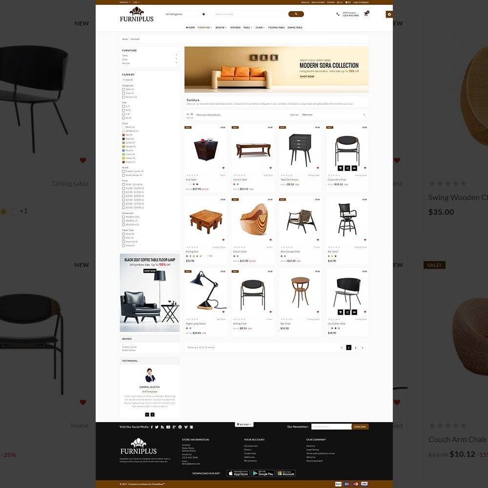 theme - Home & Garden - Wood Furniture Mega Store - 3