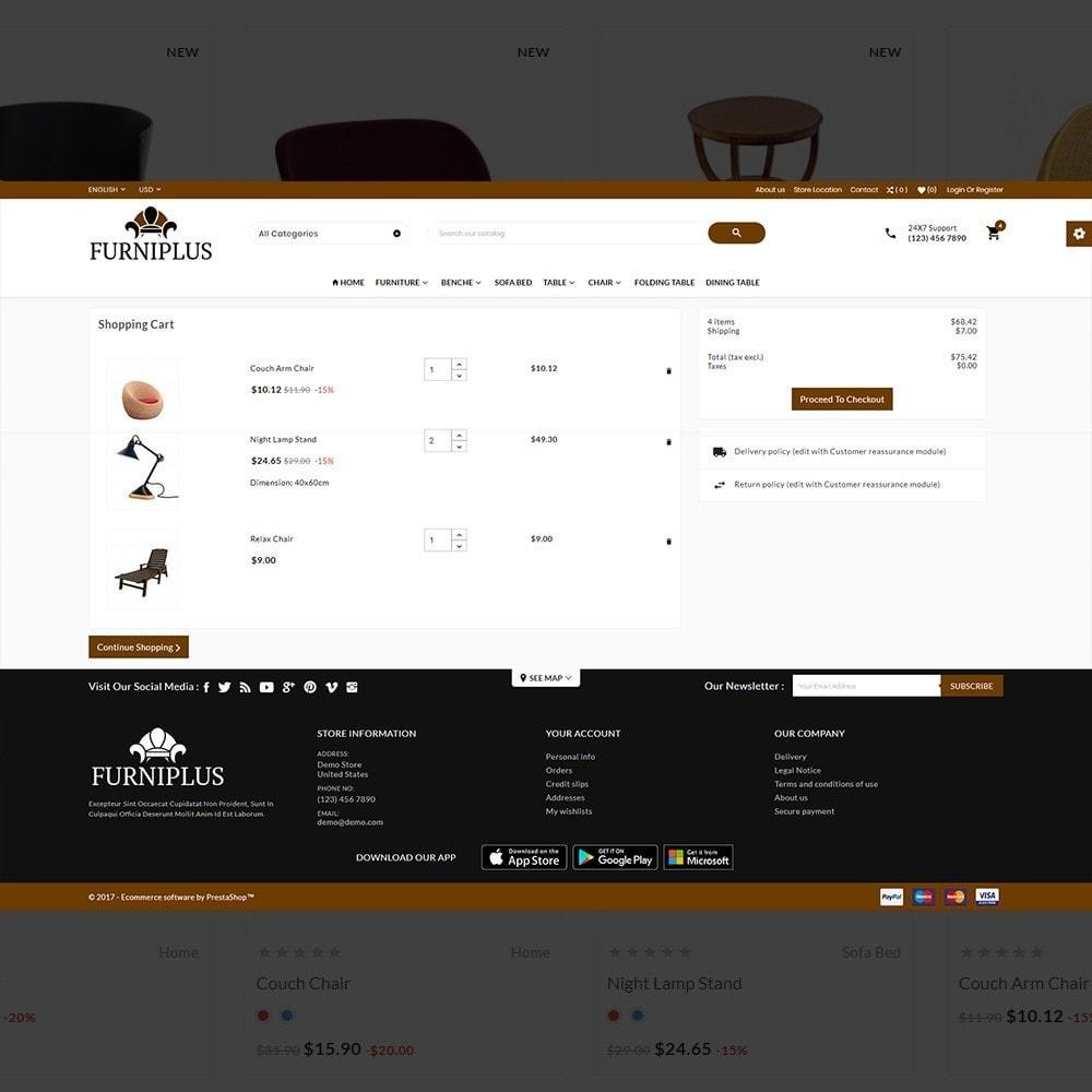 theme - Home & Garden - Wood Furniture Mega Store - 5