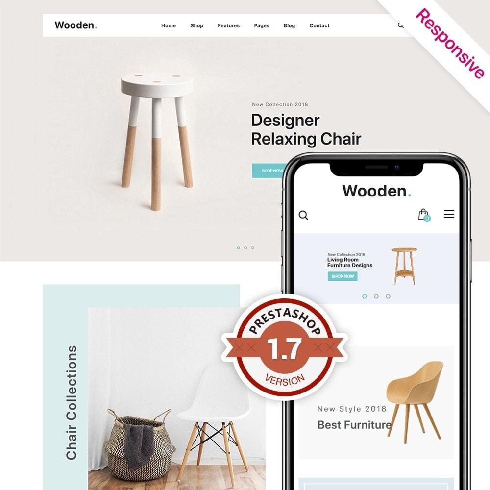 theme - Home & Garden - Wooden - 1