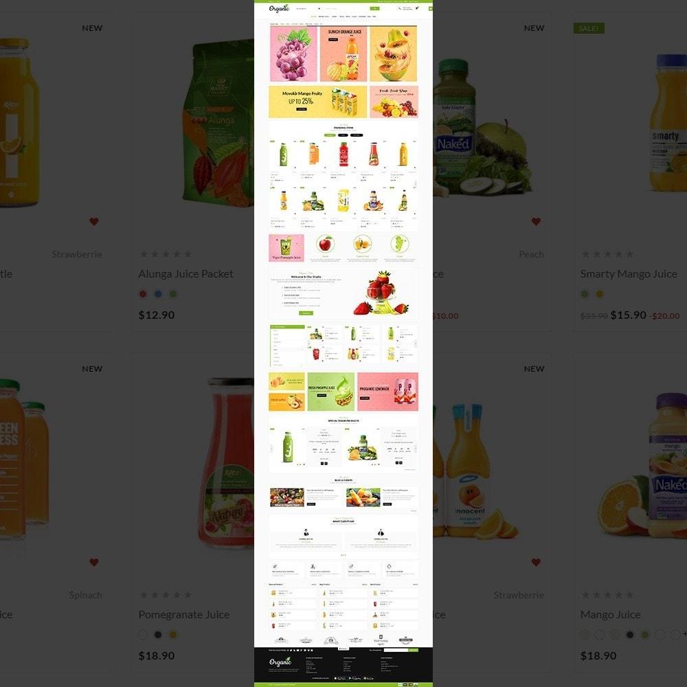 theme - Santé & Beauté - The Organic Store - 2