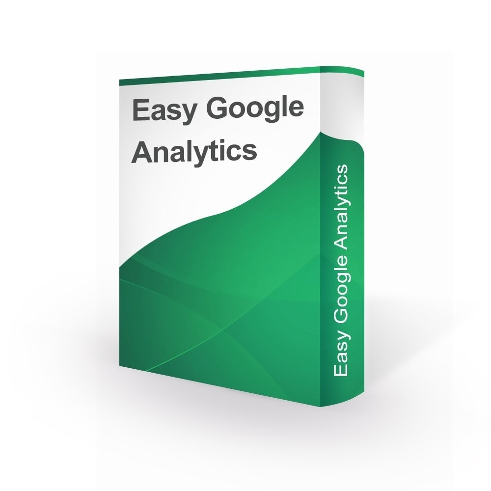 module - Analyses & Statistiques - Easy Google Analytics - 1