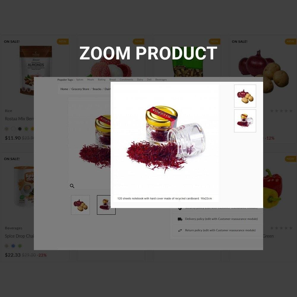theme - Food & Restaurant - Grocery Mega Food–Vegitable Shop - 7