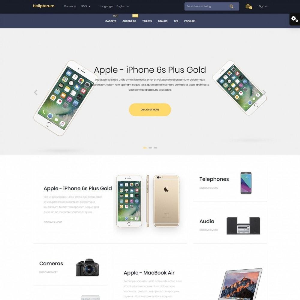 theme - Electronics & Computers - Helipterum - High-tech Shop - 2