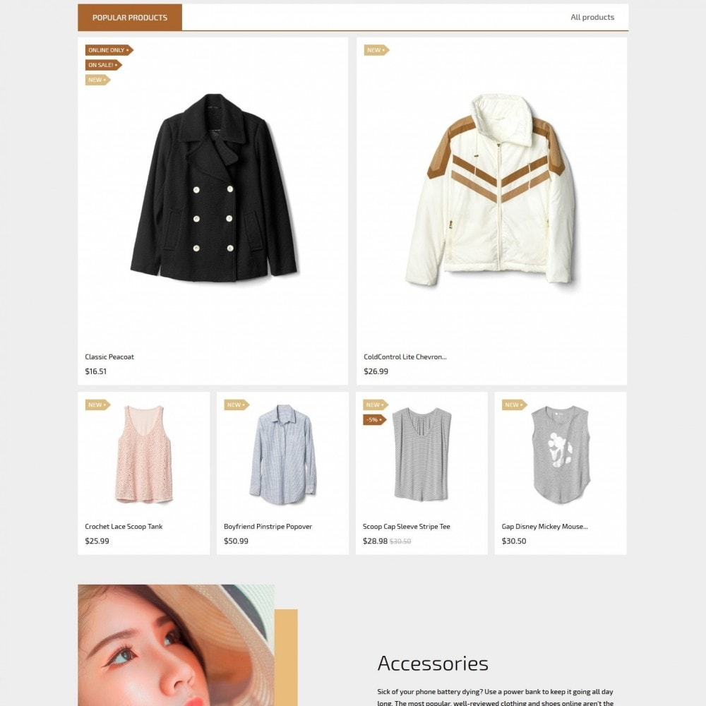 theme - Moda & Calçados - Stylish Fashion Store - 3
