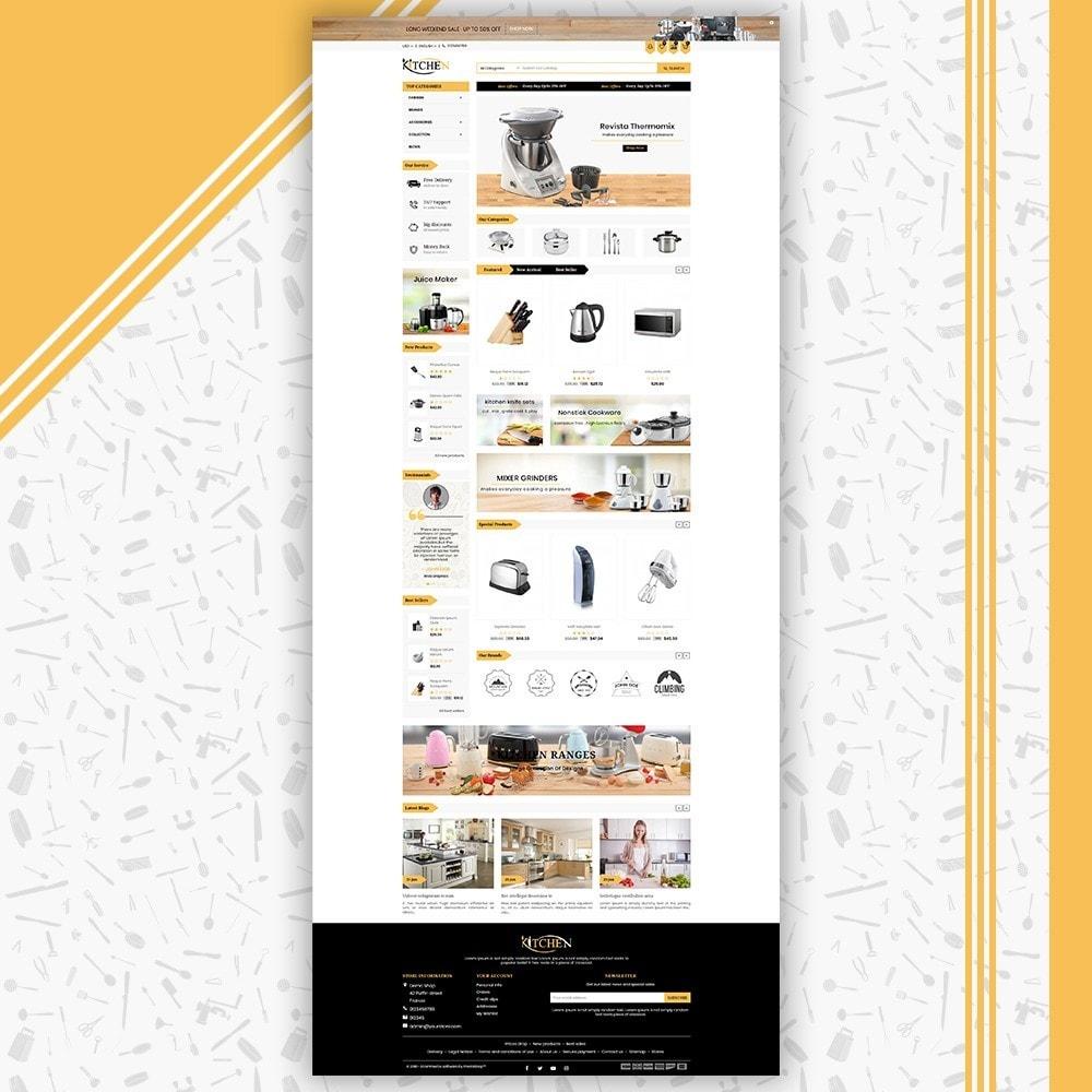 theme - Home & Garden - Kitchen Store - 2