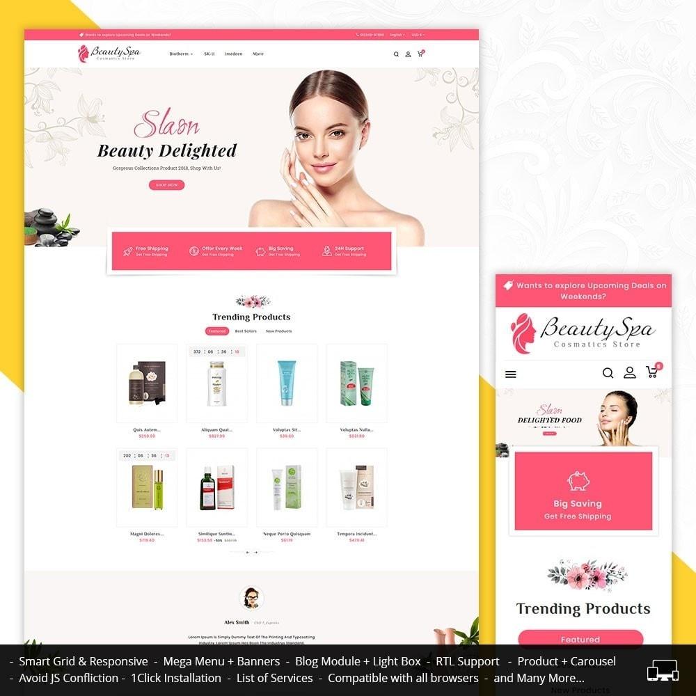 theme - Gesundheit & Schönheit - Beauty Cosmetics & Spa - 1