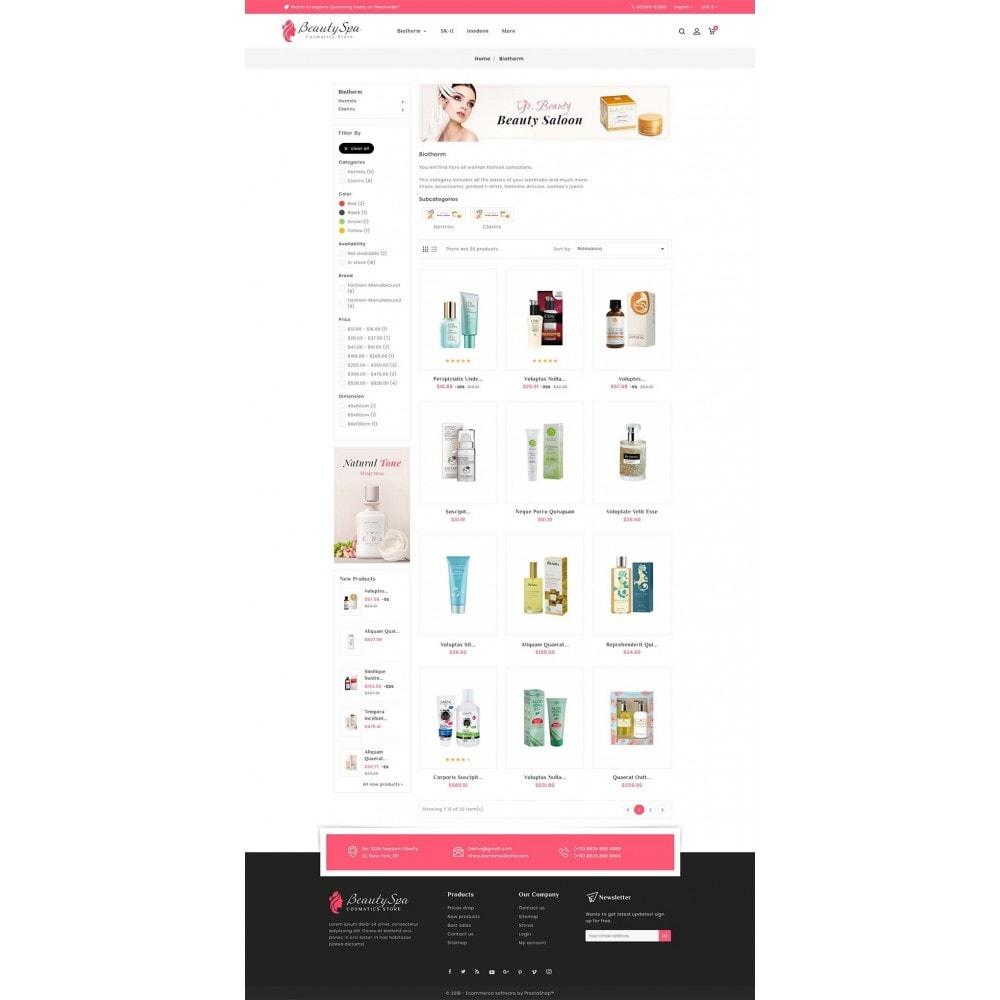 theme - Health & Beauty - Beauty Cosmetics & Spa - 3