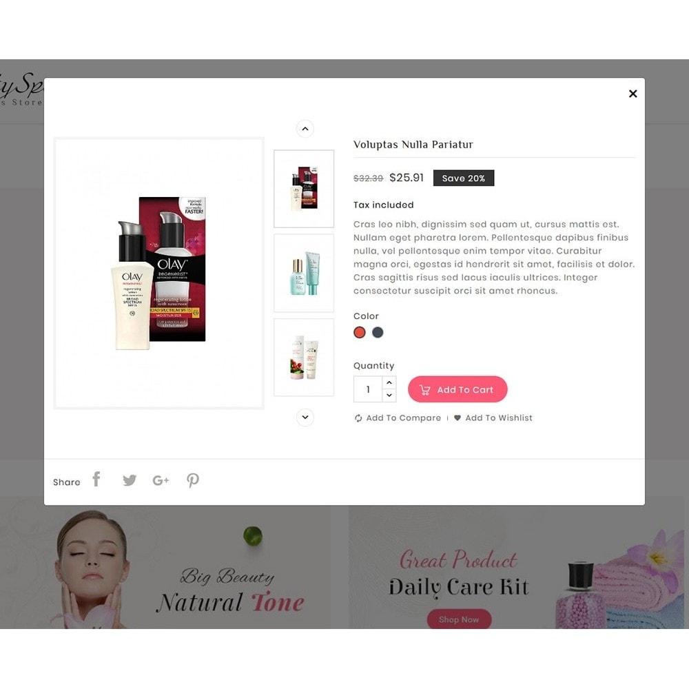 theme - Health & Beauty - Beauty Cosmetics & Spa - 8