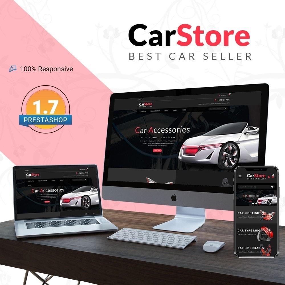 theme - Auto & Moto - Car Store - Car Accessories - 1