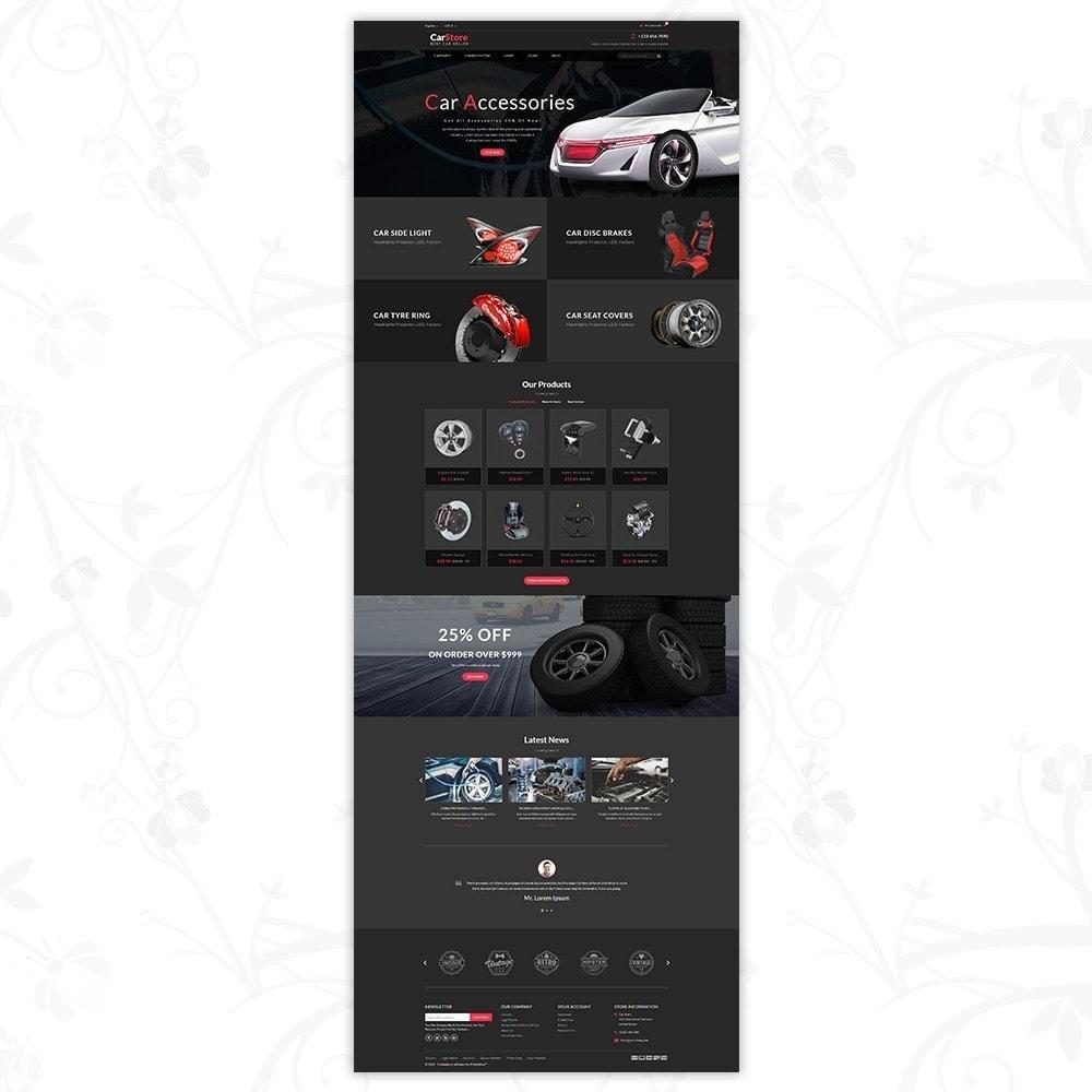 theme - Auto & Moto - Car Store - Car Accessories - 2