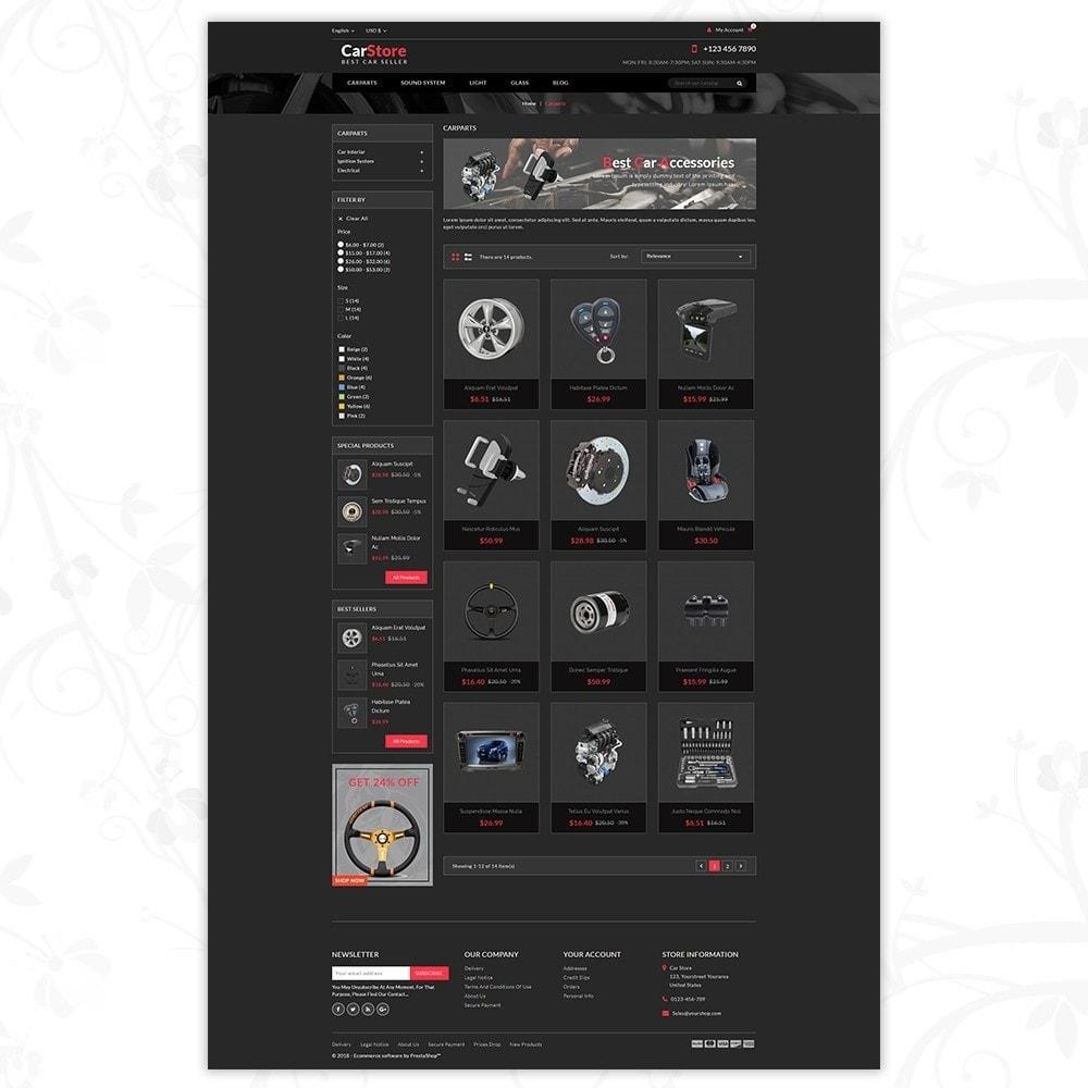 theme - Auto & Moto - Car Store - Car Accessories - 3
