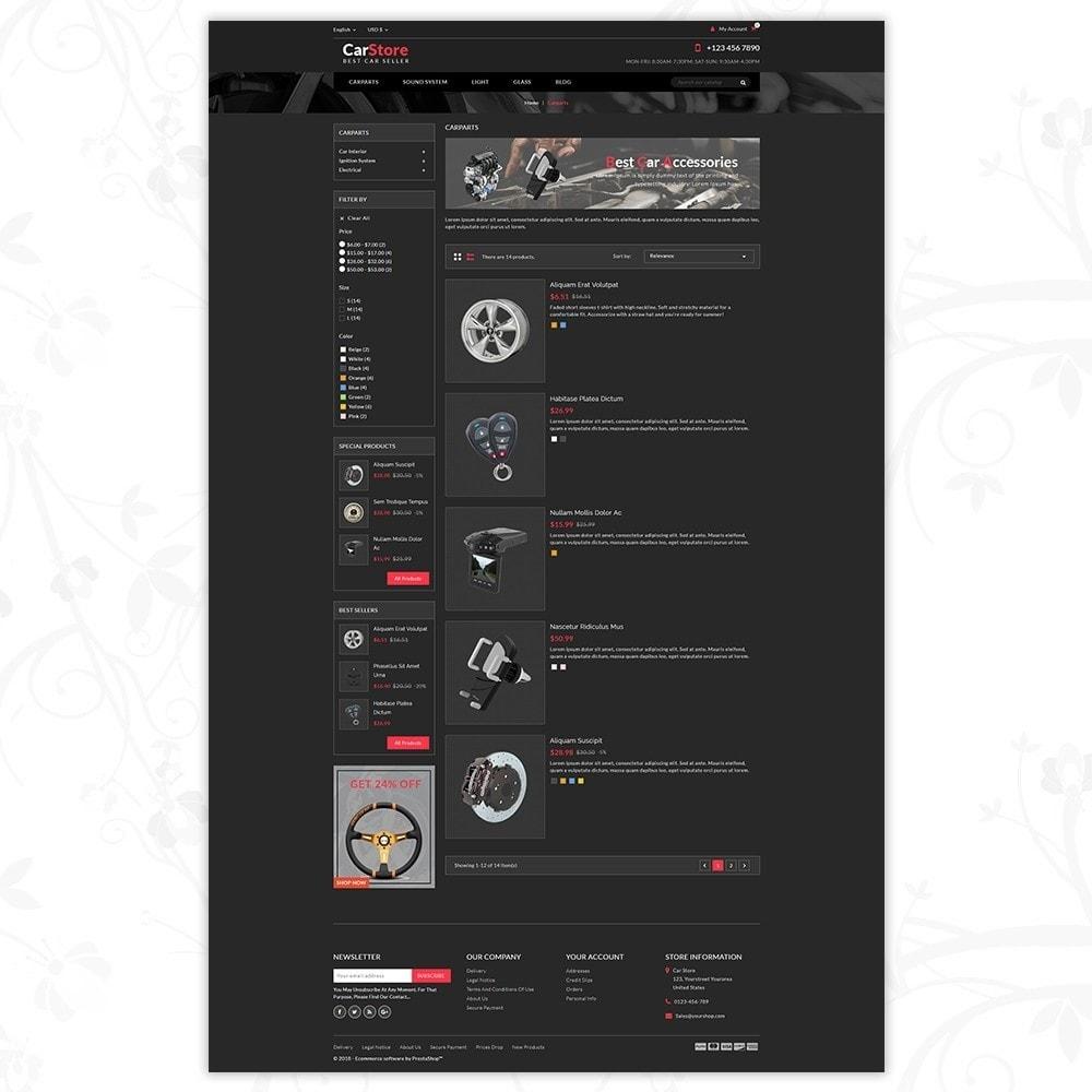 theme - Auto & Moto - Car Store - Car Accessories - 4