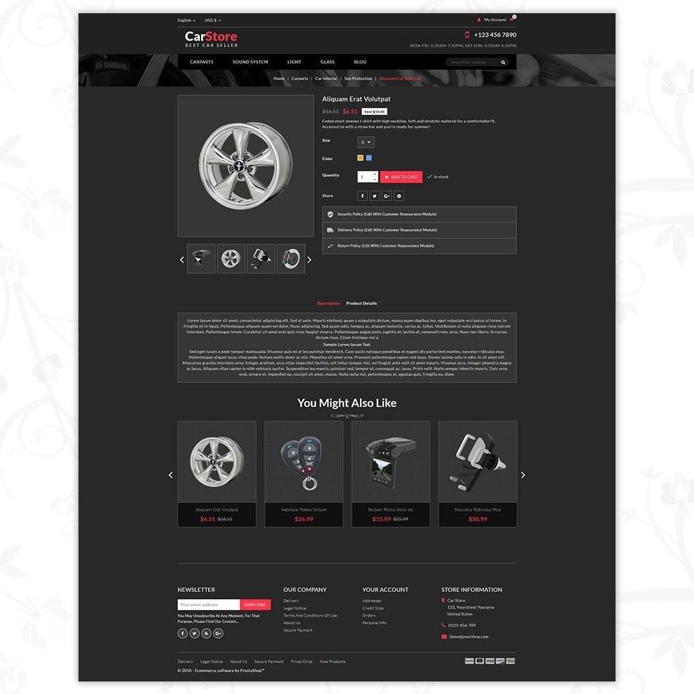 theme - Auto & Moto - Car Store - Car Accessories - 5