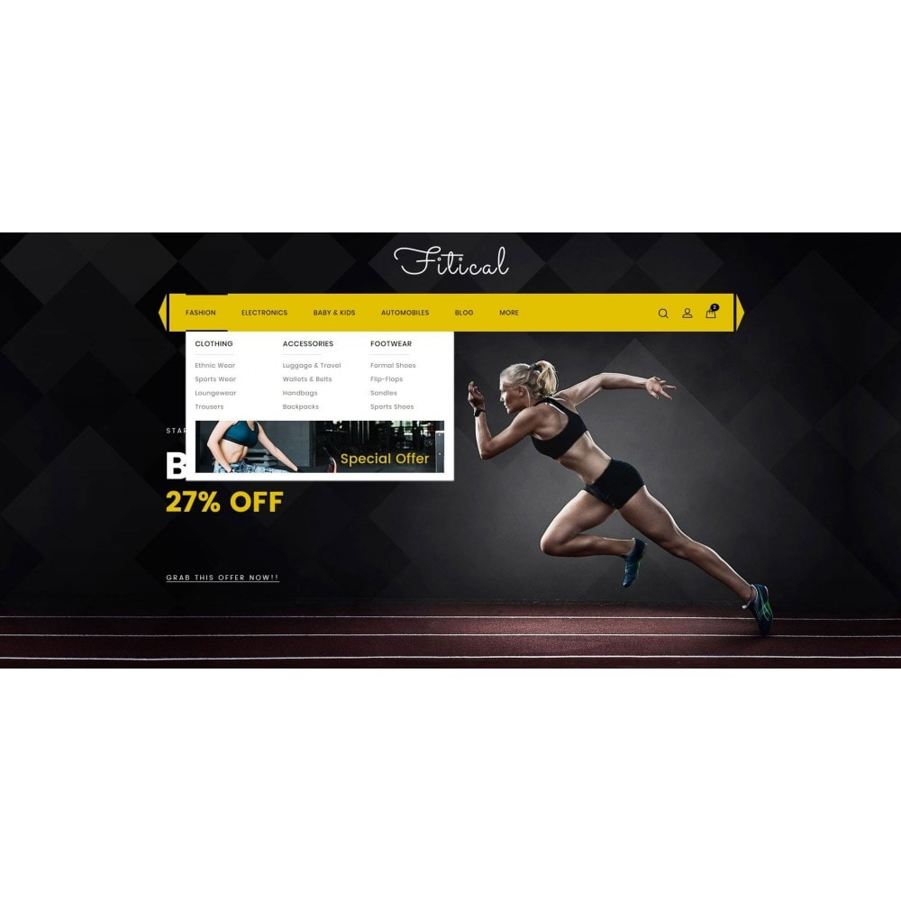 theme - Saúde & Beleza - Fitical - Fitness Store - 6