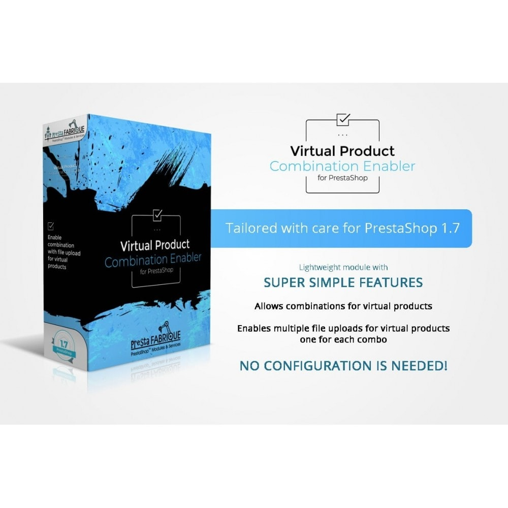 module - Virtuele producten - Virtual product combination enabler - 1