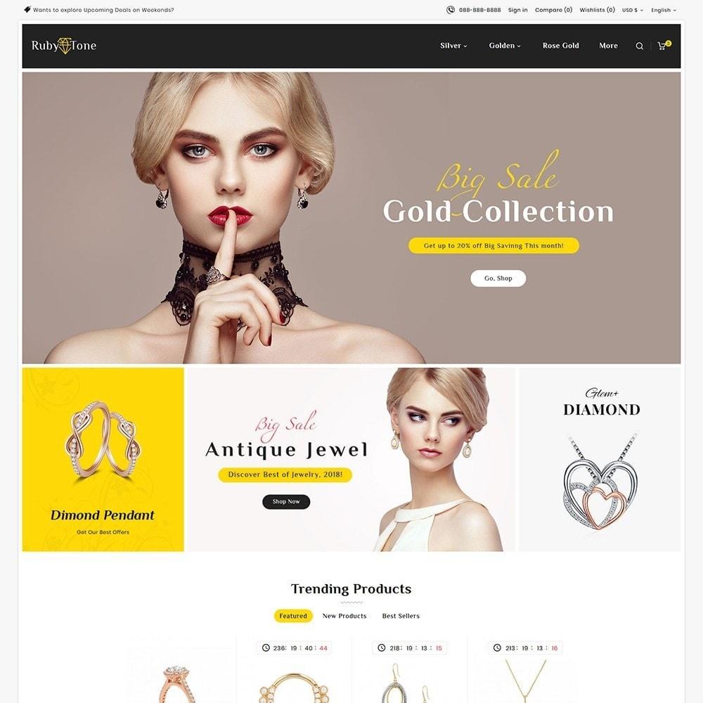 theme - Joalheria & Acessórios - Ruby Jewelry - 2