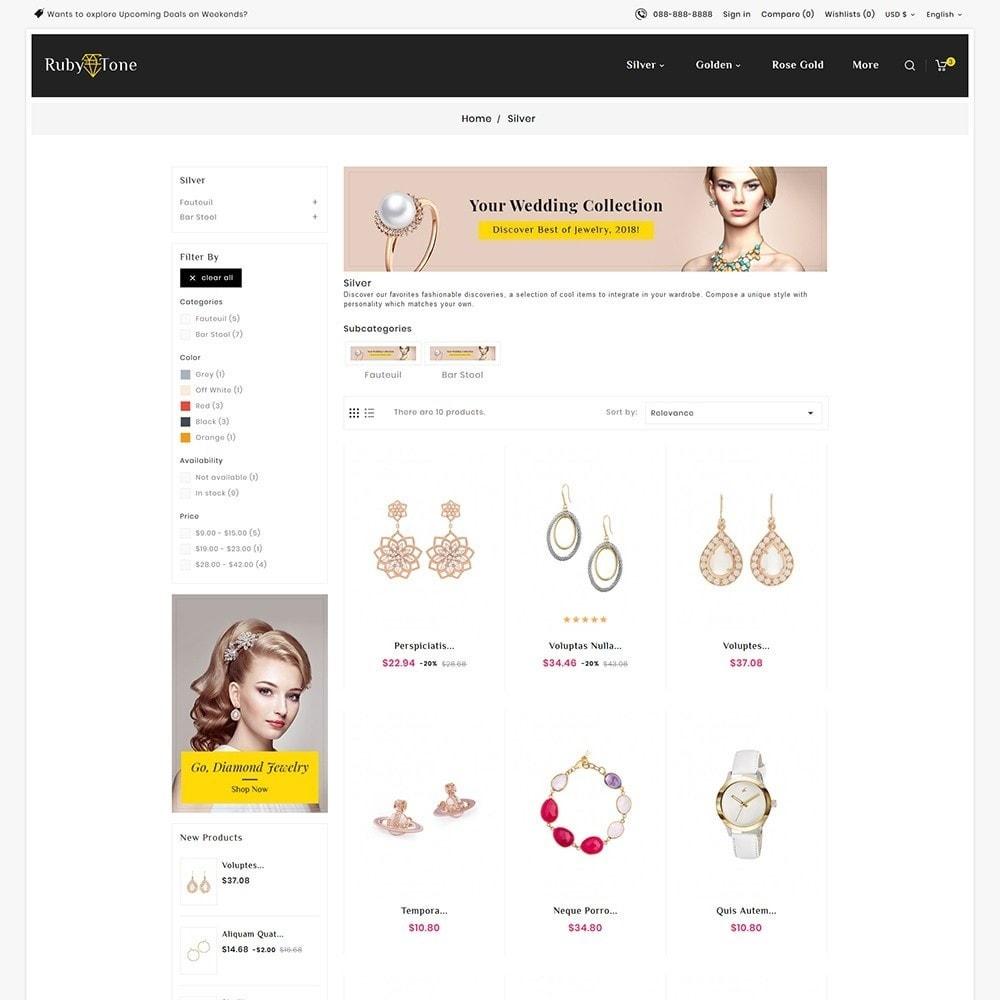theme - Joalheria & Acessórios - Ruby Jewelry - 3