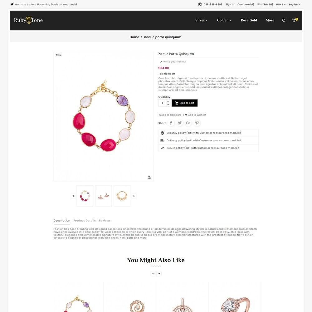 theme - Joalheria & Acessórios - Ruby Jewelry - 5