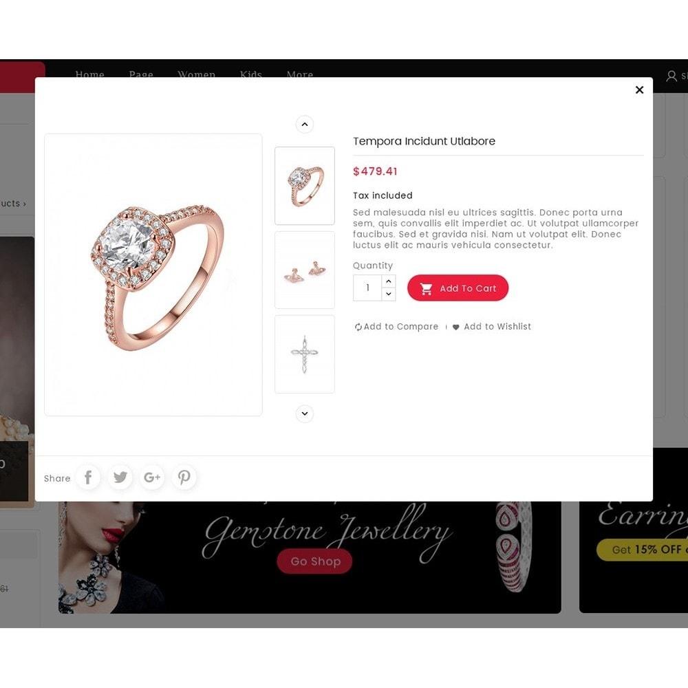 theme - Joalheria & Acessórios - Digital Mart Jewelry Imitation - 8