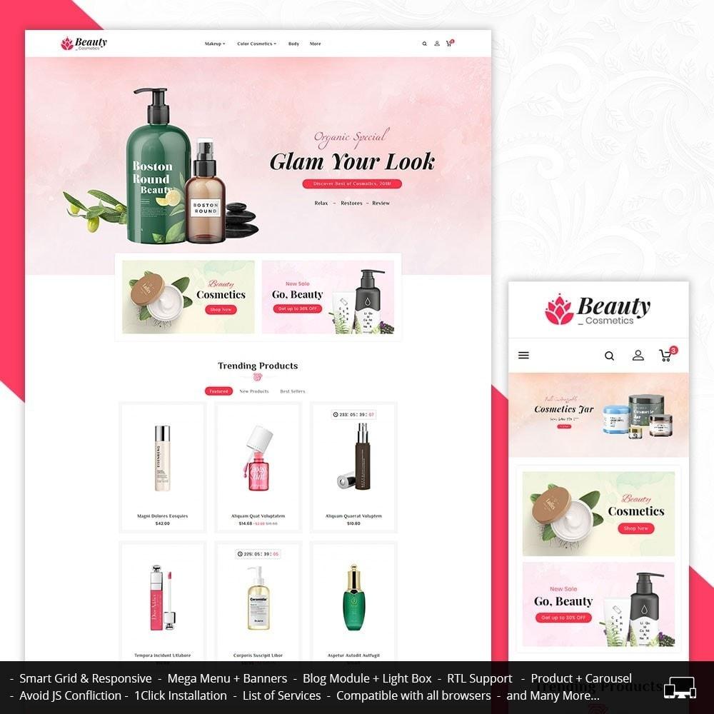 theme - Gesundheit & Schönheit - Beauty Cosmetics - 1