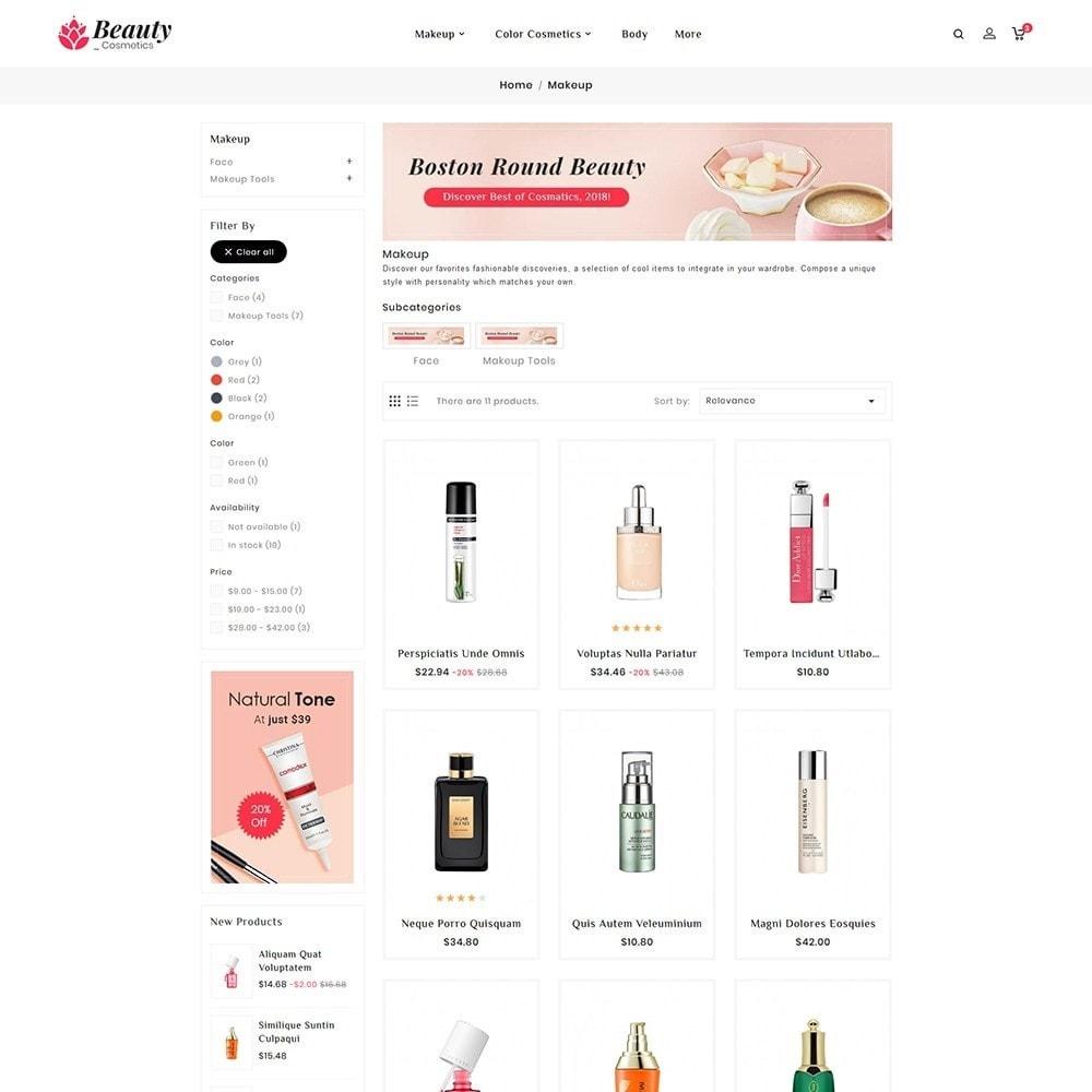 theme - Gesundheit & Schönheit - Beauty Cosmetics - 4