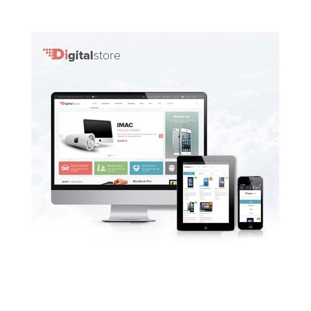 theme - Electronique & High Tech - Leo Digital - Boutique numérique, Magasin mobile - 2