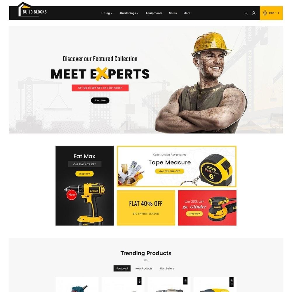 theme - Sport, Loisirs & Voyage - Construction Tools - 2