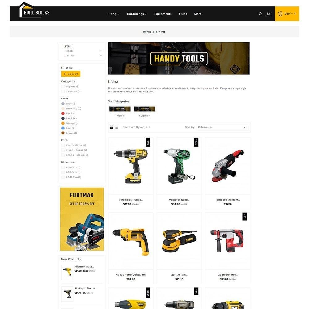 theme - Sport, Loisirs & Voyage - Construction Tools - 3