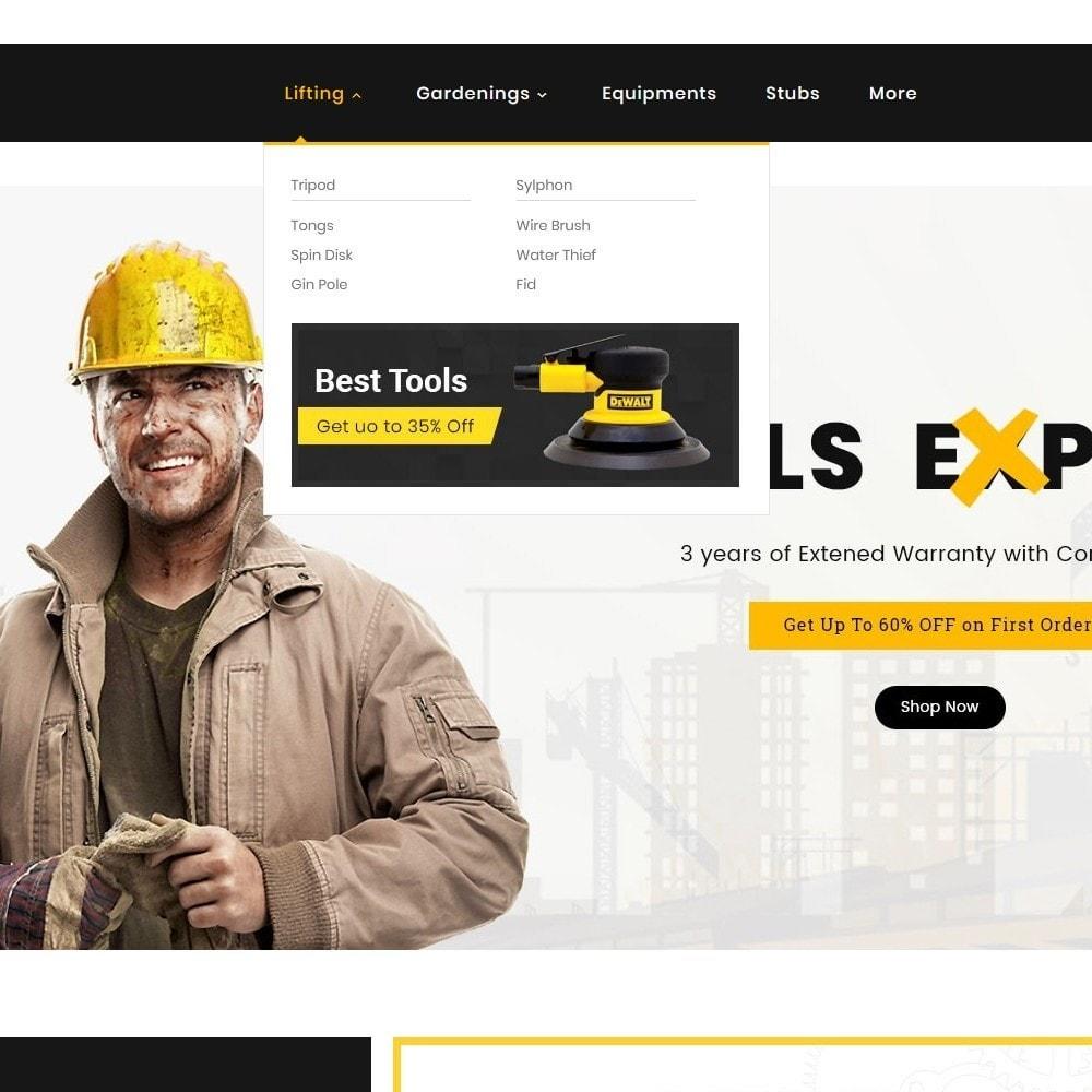 theme - Sport, Loisirs & Voyage - Construction Tools - 9