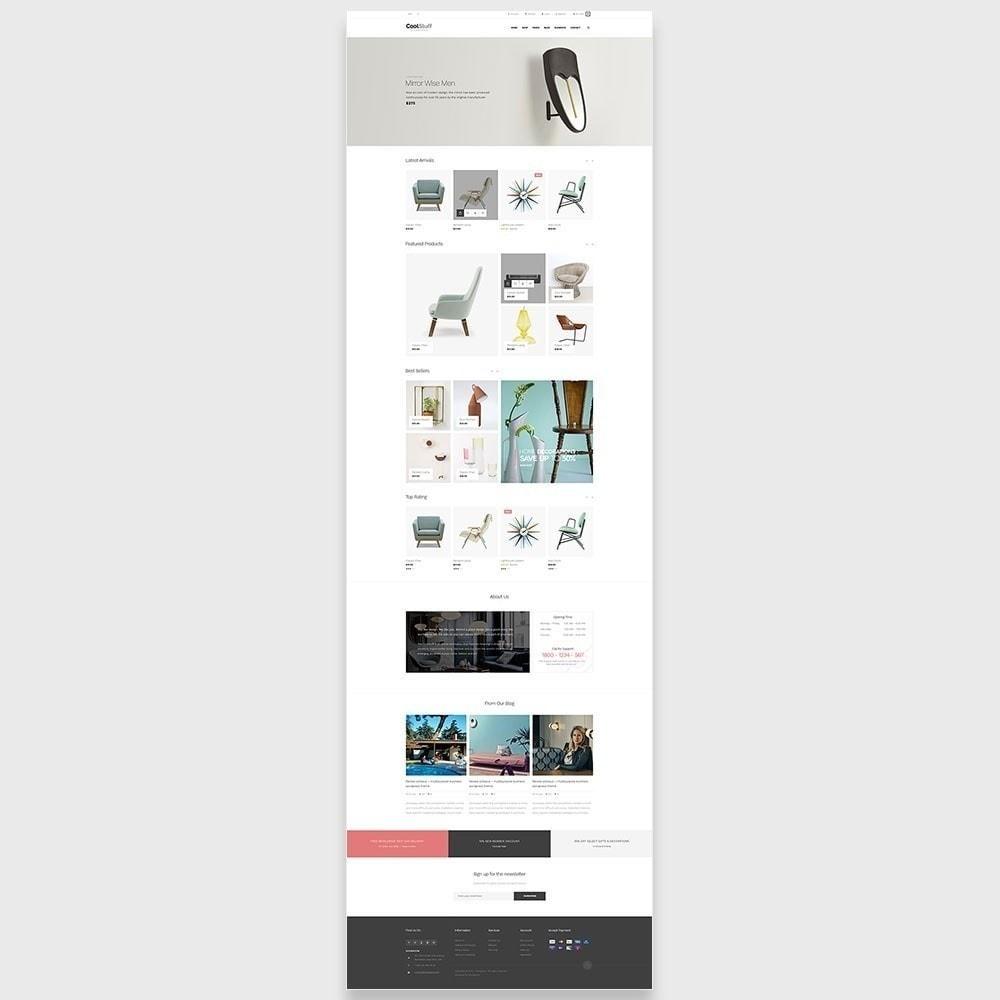 theme - Maison & Jardin - Leo CoolStuff  - Furniture & Decoration - 4