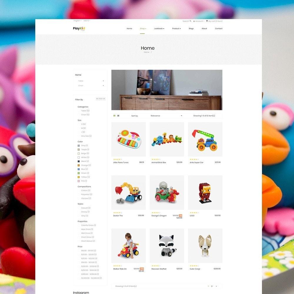 theme - Kids & Toys - Ap Playkid - 6