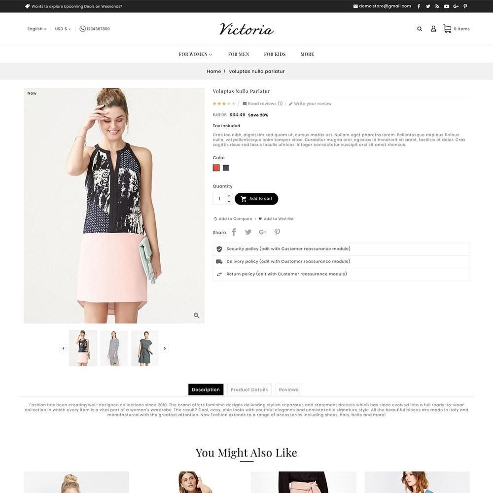 theme - Mode & Chaussures - Victoria Fashion Apparels - 7