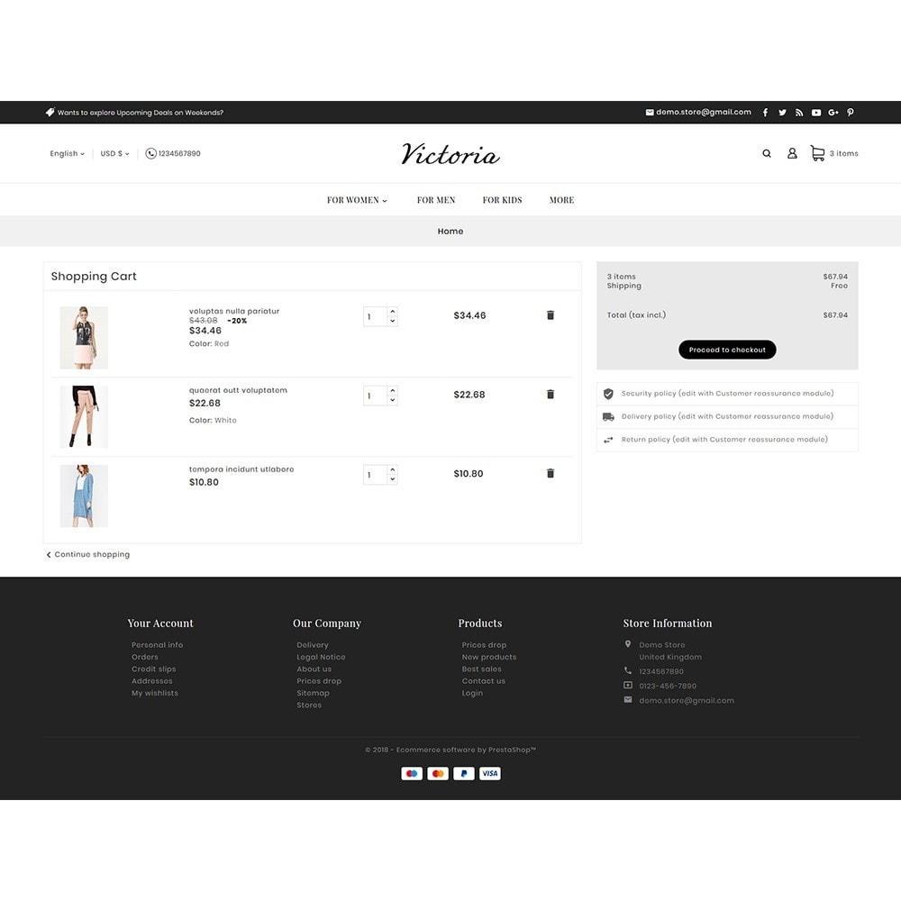 theme - Mode & Chaussures - Victoria Fashion Apparels - 8