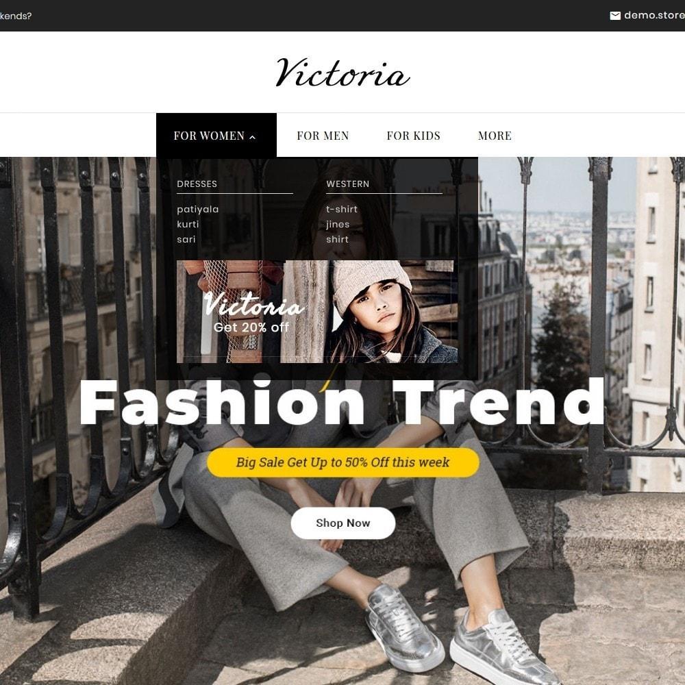 theme - Mode & Chaussures - Victoria Fashion Apparels - 11