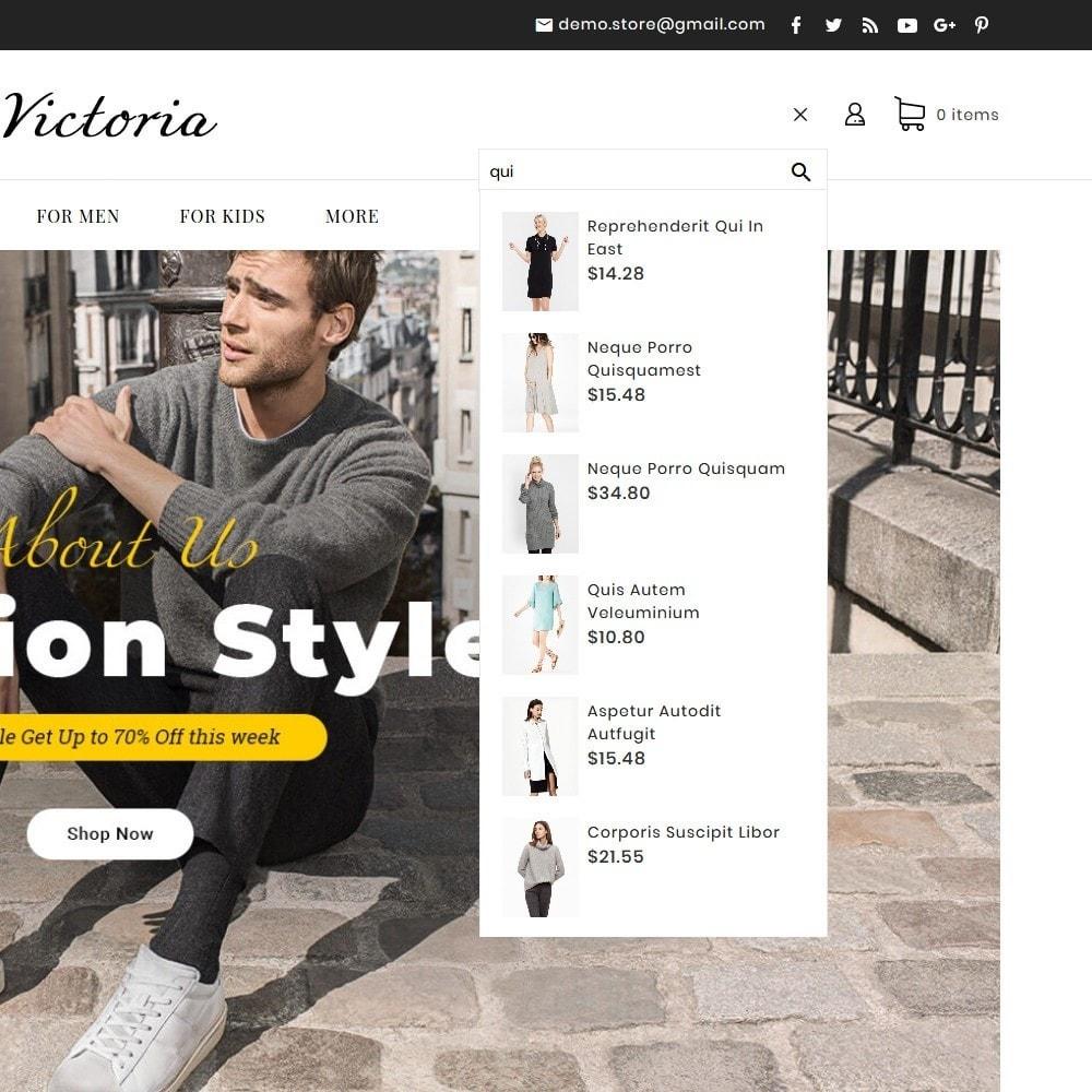 theme - Mode & Chaussures - Victoria Fashion Apparels - 12