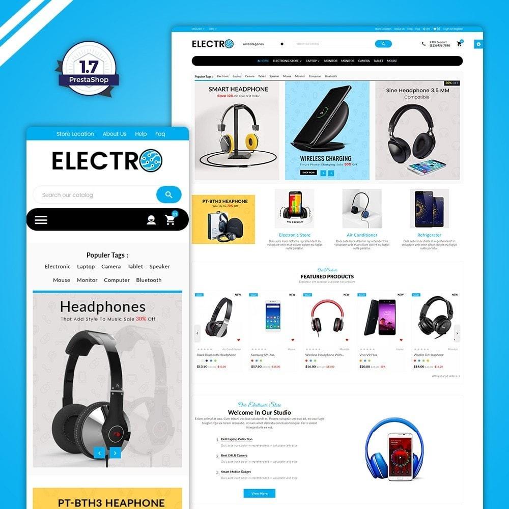 theme - Eletrônicos & High Tech - Electro–Electronics Big Shop - 1