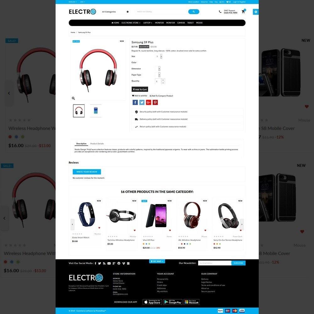 theme - Electronique & High Tech - Electro–Electronics Big Shop - 4