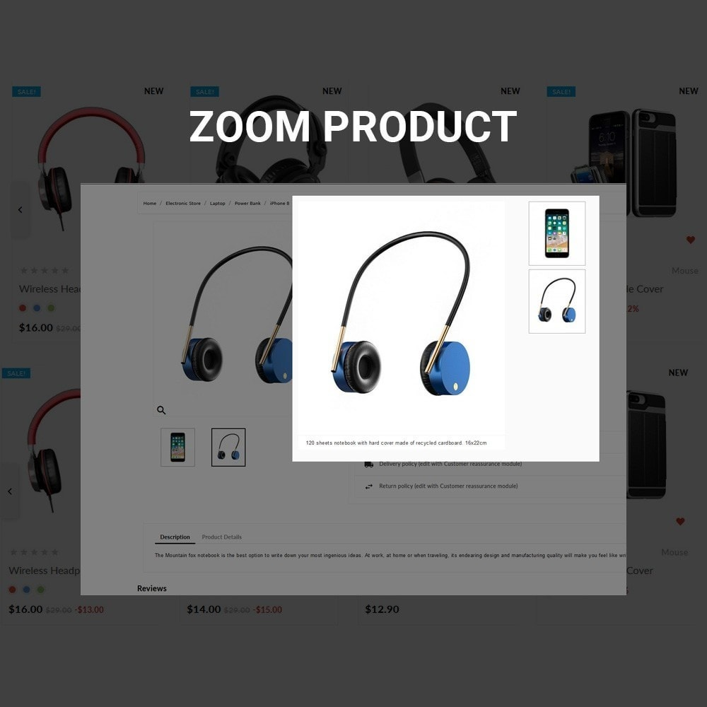 theme - Electronique & High Tech - Electro–Electronics Big Shop - 6