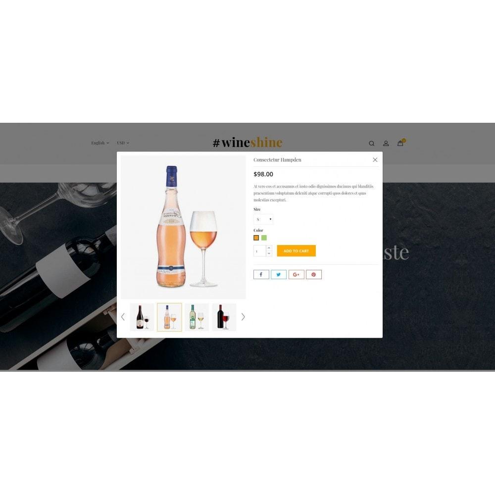 theme - Bebidas & Tabaco - Wine Shine Store - 7