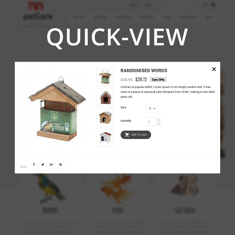 theme - Animaux - Patcare - The Animal Store - 12
