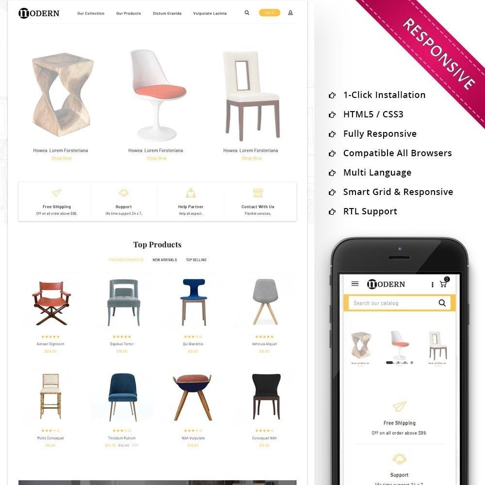 theme - Casa & Jardins - Modern - The Furniture Shop - 1