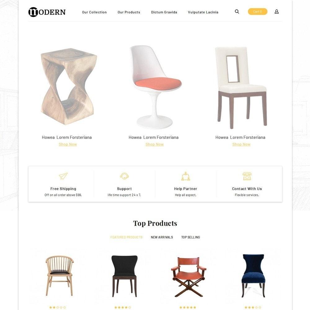 theme - Home & Garden - Modern - The Furniture Shop - 2