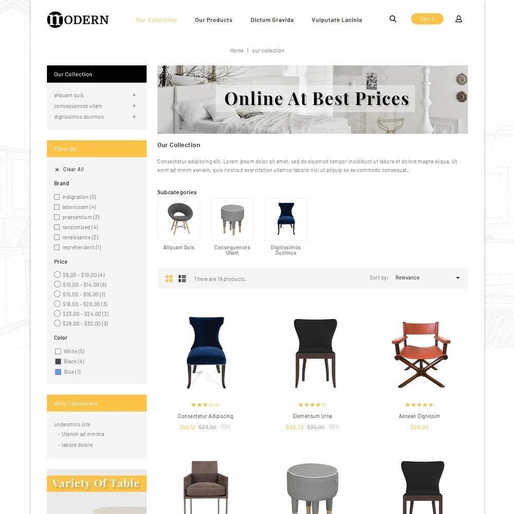 theme - Casa & Jardins - Modern - The Furniture Shop - 4