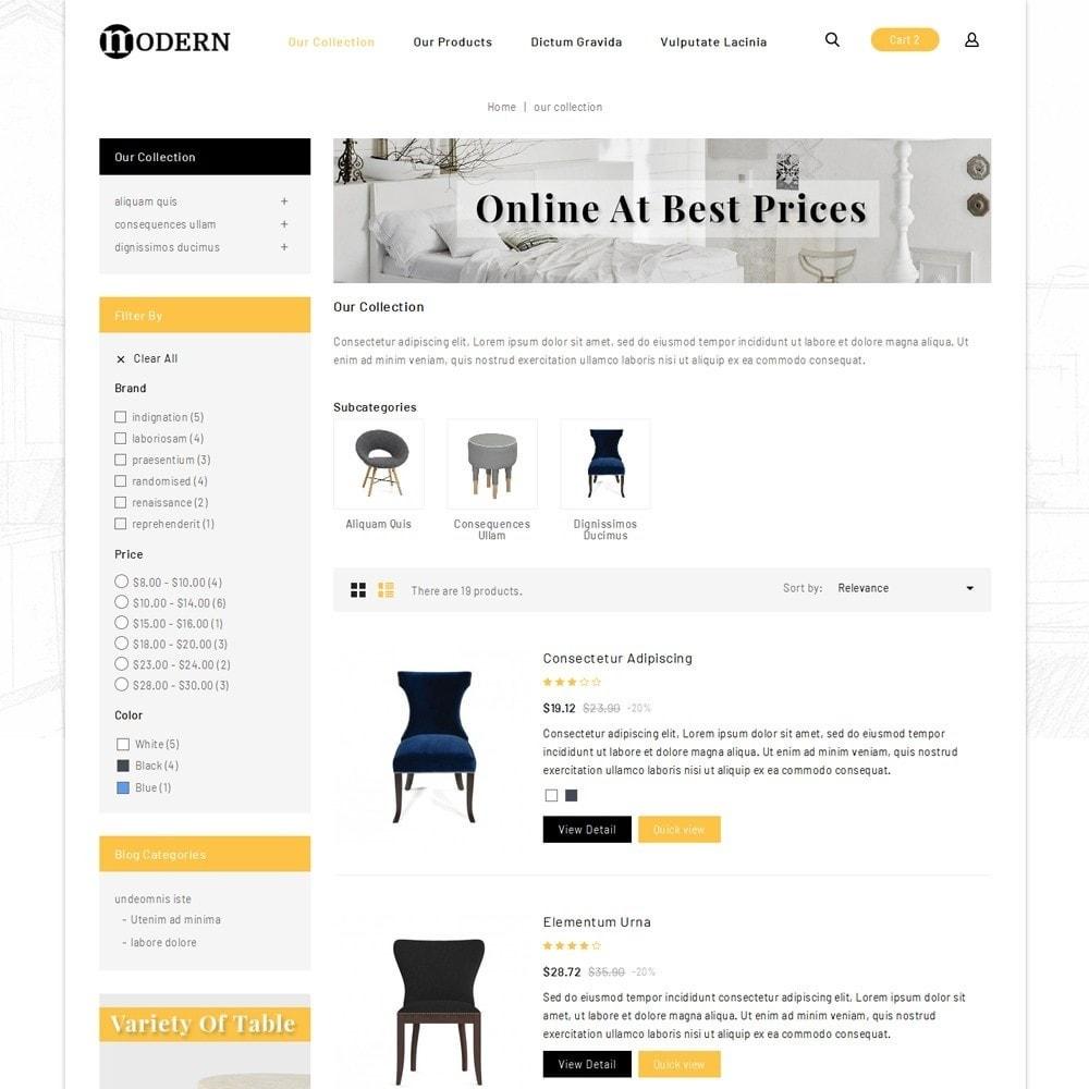theme - Casa & Jardins - Modern - The Furniture Shop - 5