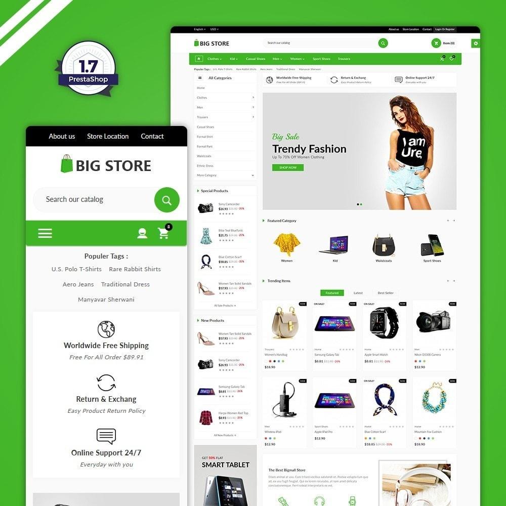 theme - Electronics & Computers - Big Store Mega Mall - 1