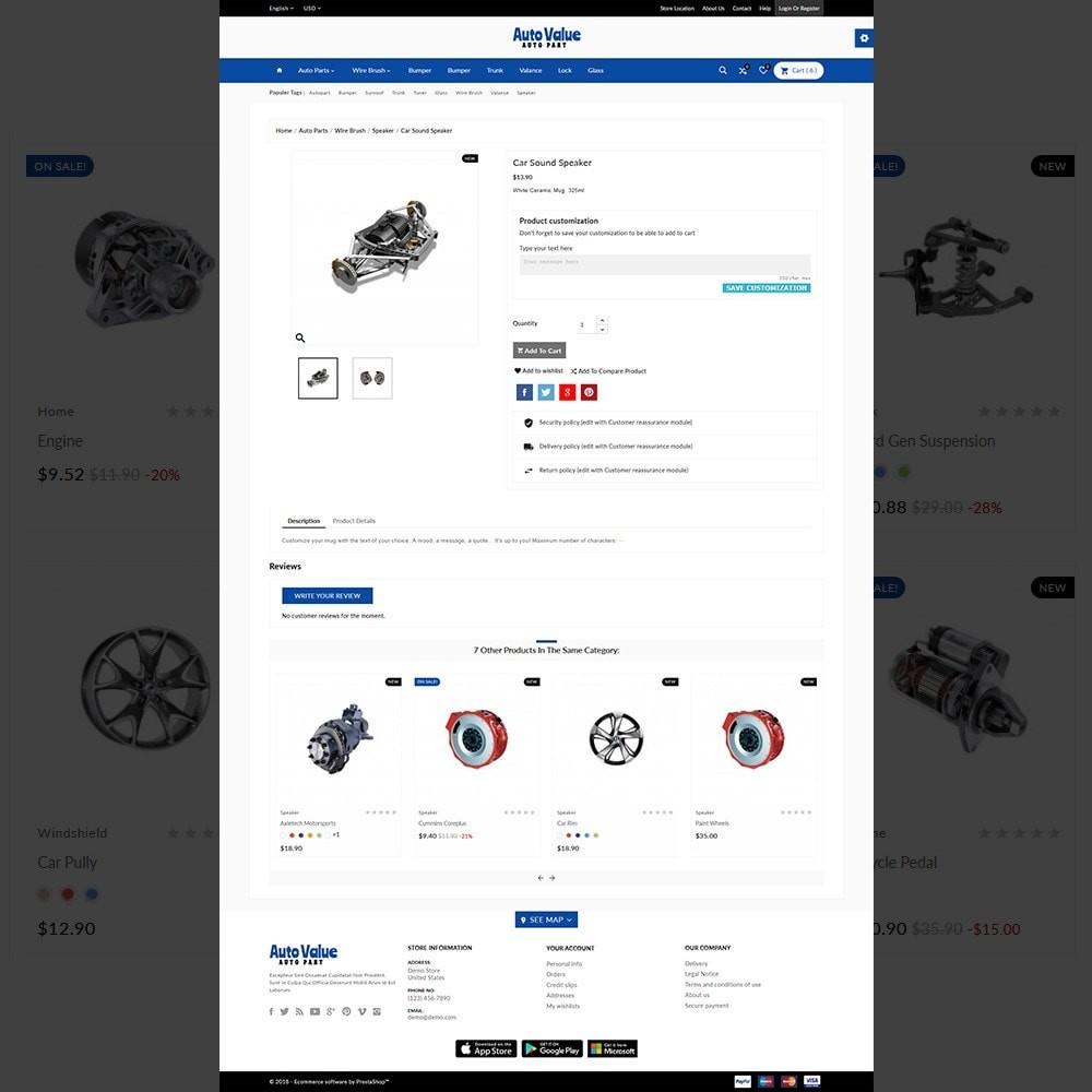 theme - Automotive & Cars - Auto Part –Tools Mega Shop - 5