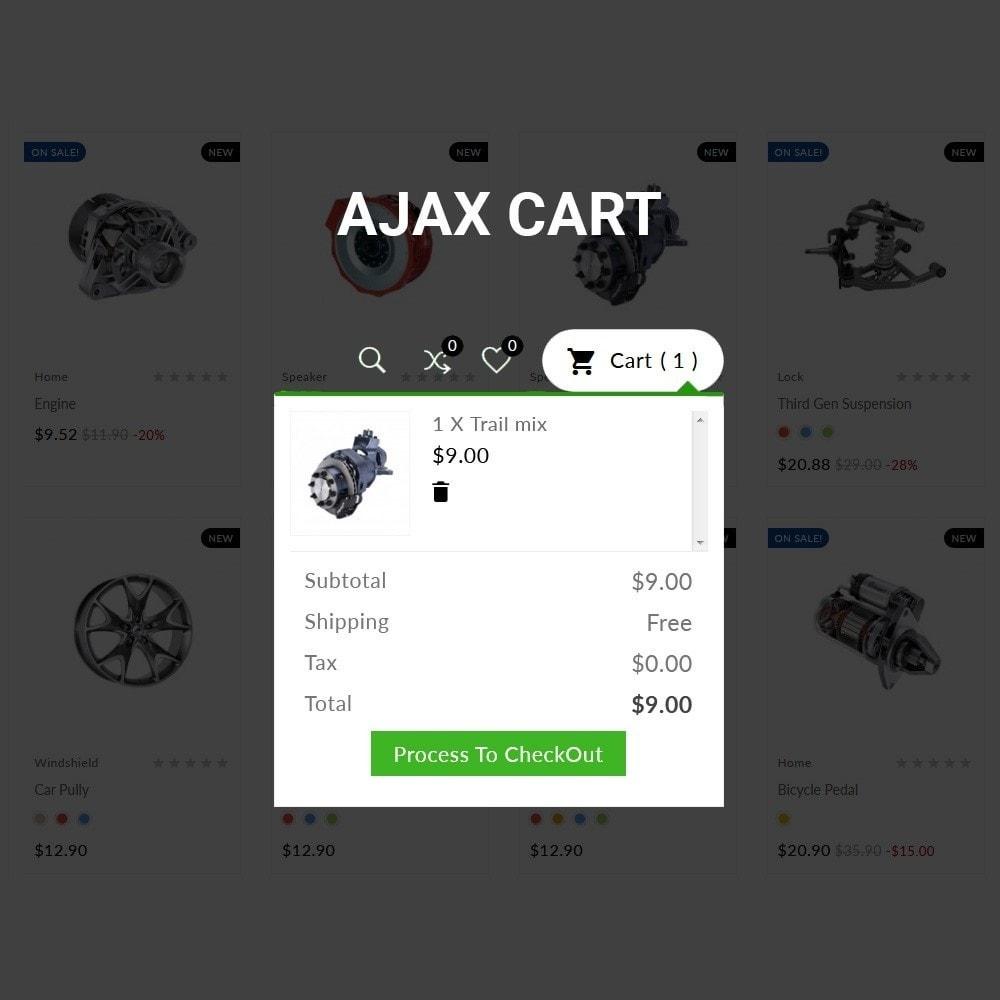 theme - Automotive & Cars - Auto Part –Tools Mega Shop - 7