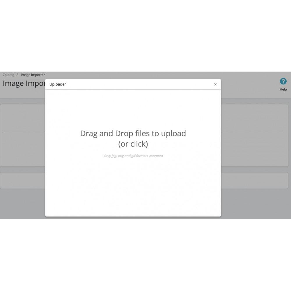 module - Edition rapide & Edition de masse - Image Importer - Mass upload product images - 4