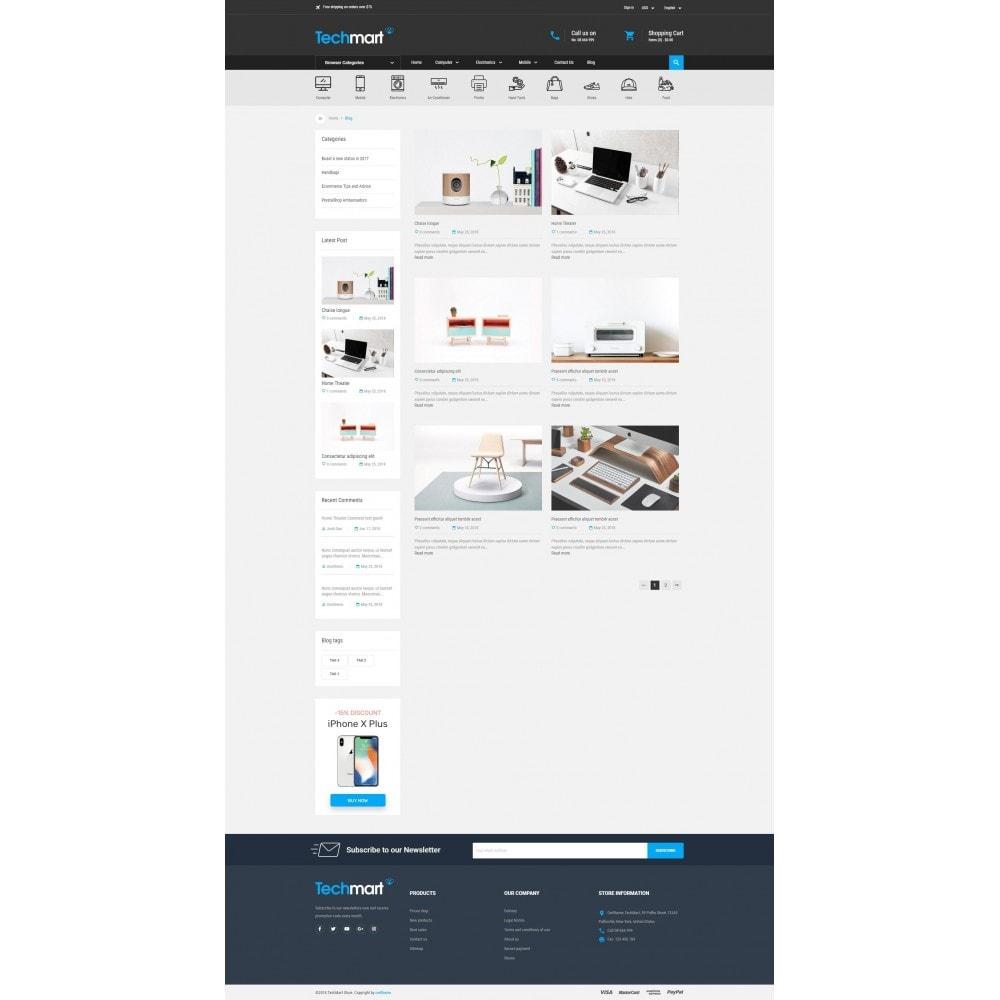 theme - Casa & Jardins - Techmart - Electronic Store - 4