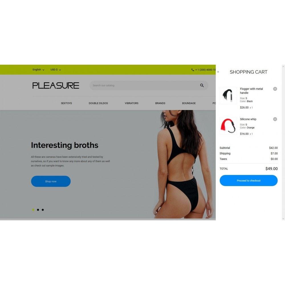 theme - Lingerie & Adultos - Pleasure - Sex Shop - 5